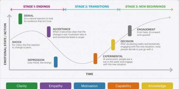 Change Management Chart